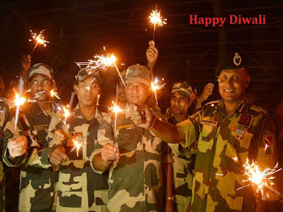 Happy Diwali Indian Army Wallpapers