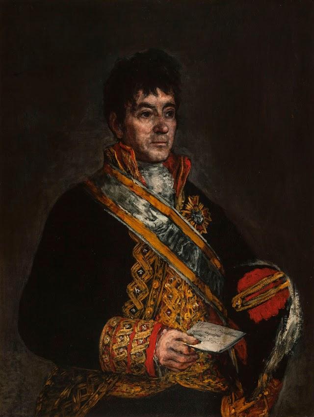 Un mexicano, regente de España