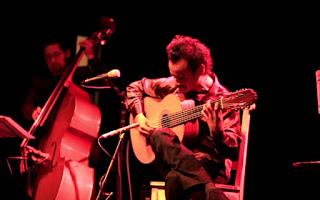 Simón González Cuarteto / stereojazz