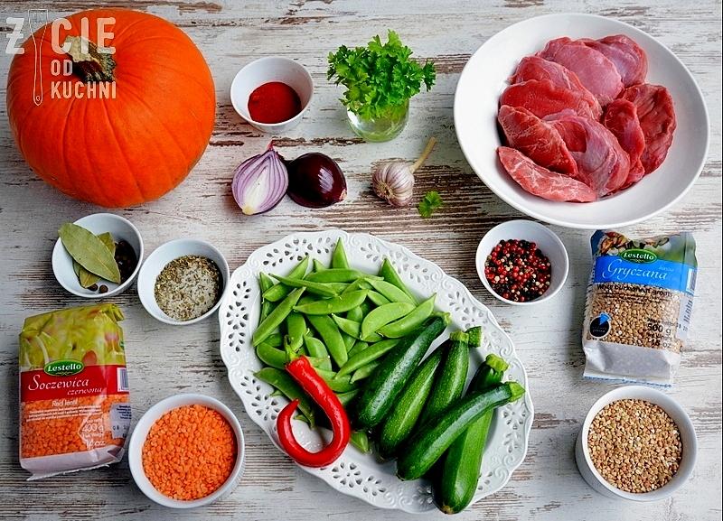 lestello, danie z pieprzowiny, policzki wieprzowe, ragout z wieprzowiny, zycie od kuchni