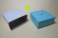 Verpackung öffnen: Neoglory Jewellery Silber mit Swarovski Elements Halskette Armkette Ohrringe Tropfen blau