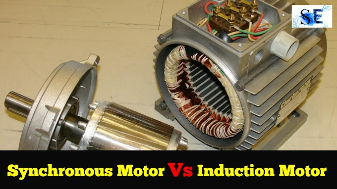 Difference Between Synchronous Motor And Induction Motor