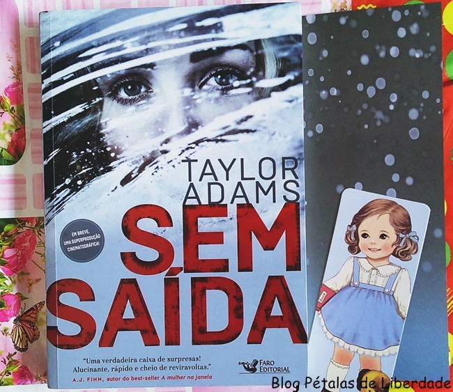 Resenha, livro, Sem-Saida, Taylor-Adams, Faro-Editorial, blog-literario-petalas-de-liberdade, foto, capa, opiniao, filme, quote, suspense, neve