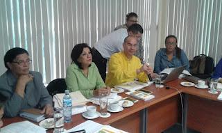 La mujer presente en la política nicaragüense