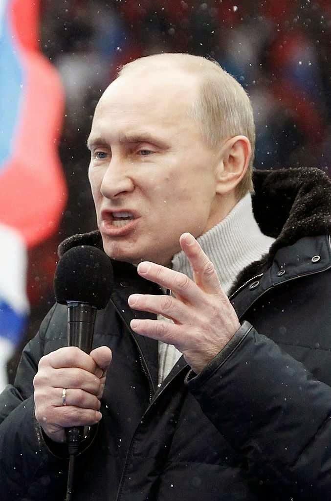 Putin, o Estado Islâmico e o Irã partilham o desejo de atacar e o ódio do Ocidente