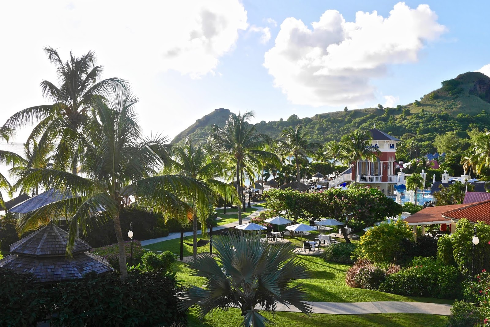 Sandals Grande St Lucia Club Ocean Room View, Sandals Grande St Lucia Review