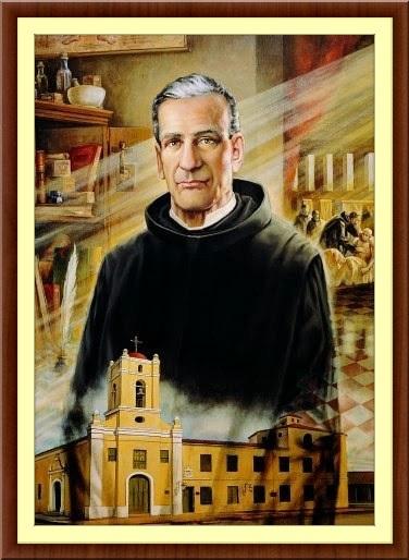ALL SAINTS: ⛪ Blessed José Olallo Valdés - Hospitaller