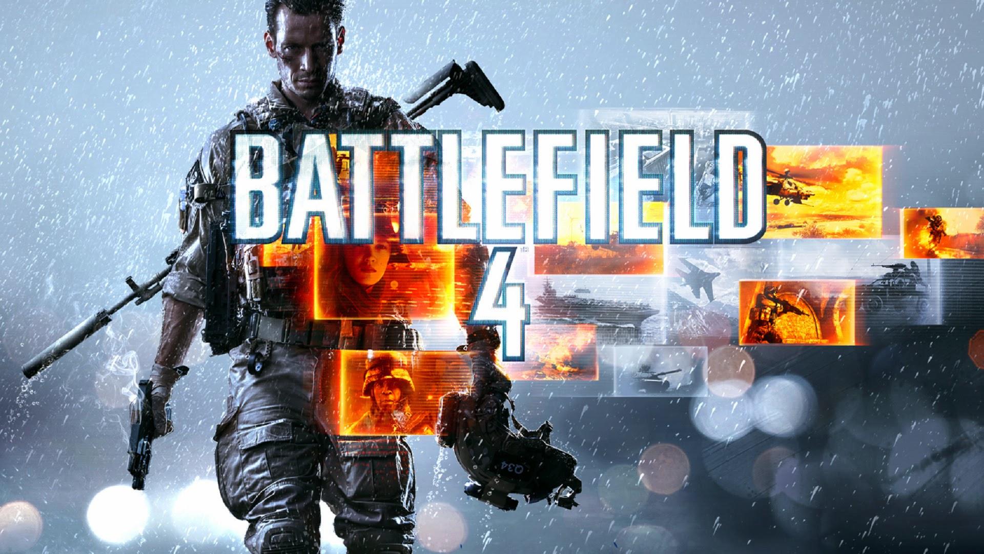 The gallery for --> Battlefield 4 Logo Hd