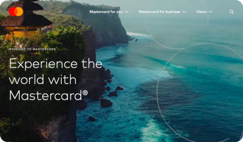 Experience the World with Mastercard