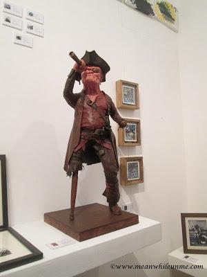artjog patung bajak laut