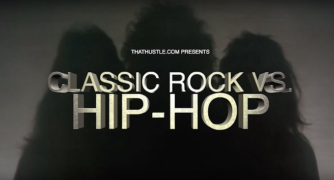 Biggie x 50 Cent x Gorilla Zoe x Buffalo Springfield x Lynyrd Skynyrd x The Who - Classic Rock vs Dirty Hip-Hop