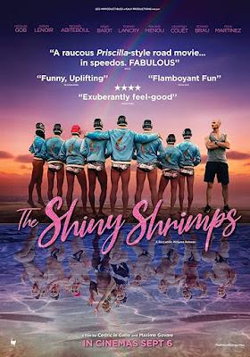 The Shiny Shrimps 2019