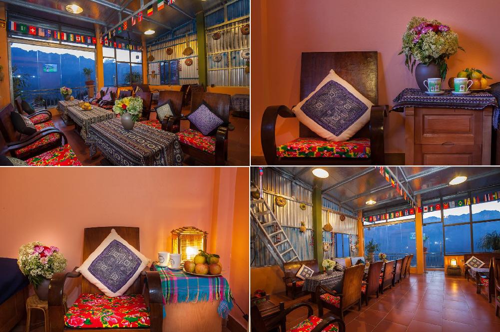 Little View Homestay kiêm Cafe ở SaPa đúng chất ăn chơi ngủ nghỉ