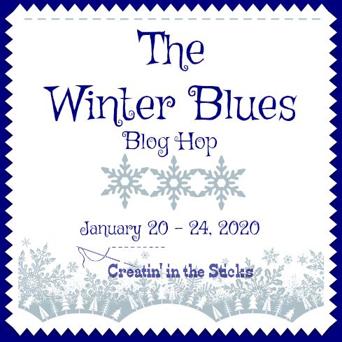 A Blog Hop to Cure... The Winter Blues!!!