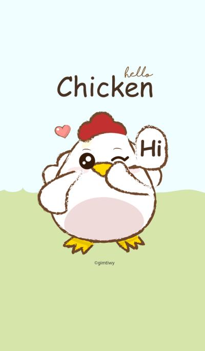 Hello Chicken!
