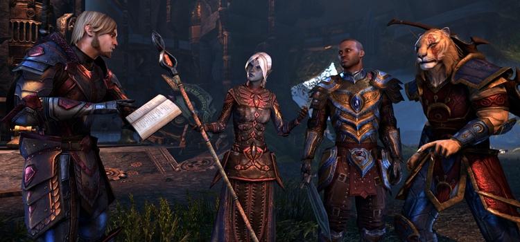 Elder Scrolls Online guide to leveling