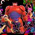 PNG Operação Big Hero (Big Hero 6, Hiro Hamada, GoGo Tomago, Fred, Honey, Wasabi)
