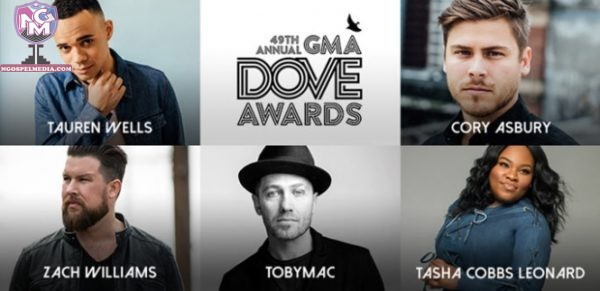 Check Lists Of Nominees For The 49th Annual GMA Dove Awards