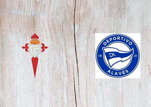 Celta Vigo vs Deportivo Alavés -Highlights 20 December 2020