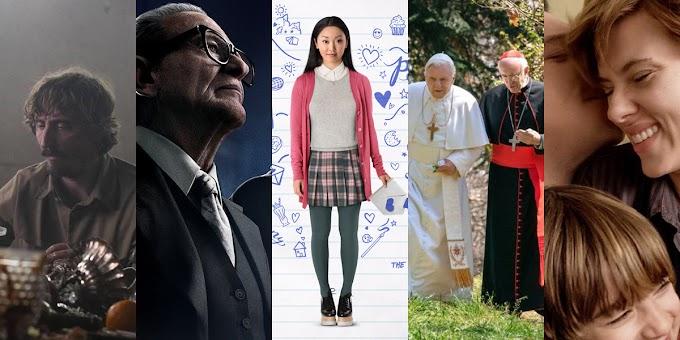 Especial Startes: 5 Filmes da Netflix para curtir durante a quarentena