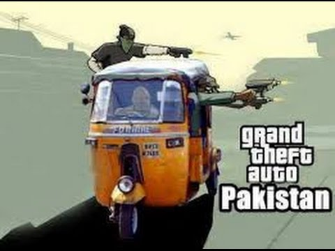GRAND THEFT AUTO PAKISTAN Cover Photo