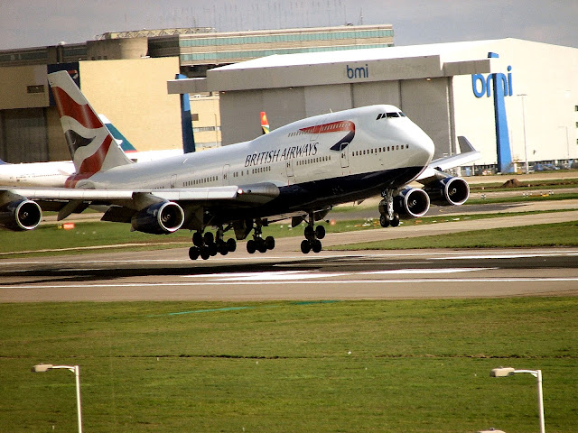 Heathrow Aircraft-Aviation photography
