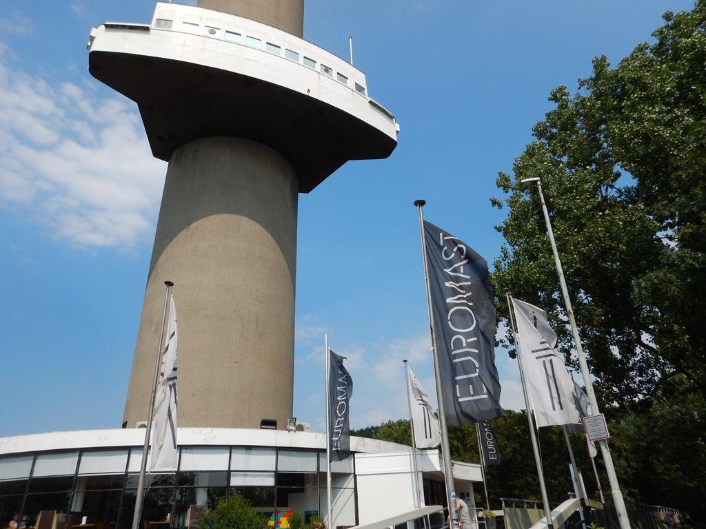 Euromast torre de Roterdã