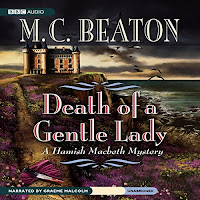 review of Death of a Gentle Lady by M. C. Beaton