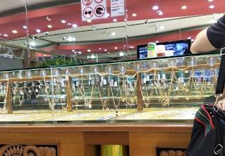 Toko Emas Bulan Purnama Pasar Besar Malang