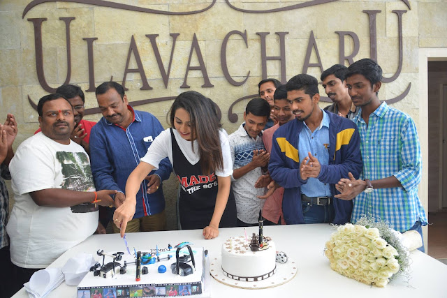 Rakul Preet Singh Birthday Celebrations Stills