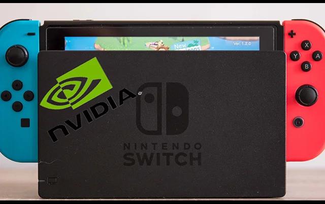 حسب آخر الشائعات المتداولة سوف يستخدم Nintendo Switch الجديد شريحة رسومات NVIDIA