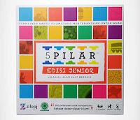 Alfamind 5 Pilar Edisi Junior - Jelajahi Islam Saat Bermain ANDHIMIND