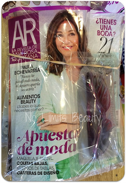 Regalos revistas Abril 2016: AR