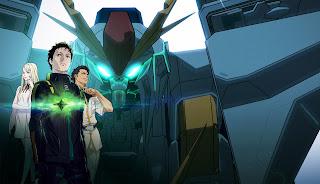Nonton dan Download Mobile Suit Gundam: Hathaway Sub Indo