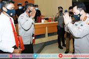 Dua Personil Polda Bali Dinilai Berprestasi, Kapolri Berikan Penghargaan