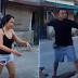 Panoorin! | Dating Pulis, Nagbanta na Babarilin ang isang Lalaki dahil lang sa Nakaharang na mga Kahoy