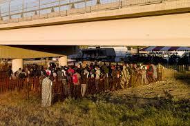 EEUU confirma que ya no hay migrantes haitianos en el puente fronterizo