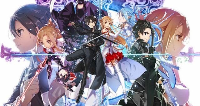 Serial 'Sword Art Online' Menandai 10 Tahun Setelah Debutnya di Jepang