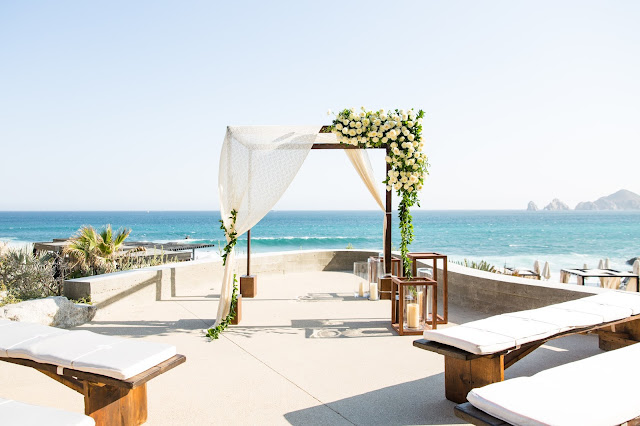 Cape wedding  Florenta Floral designer in los cabos