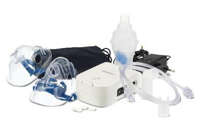 Permudah Terapi Gangguan Pernapasan Dengan Compressor Nebulizer OMRON NE-C803