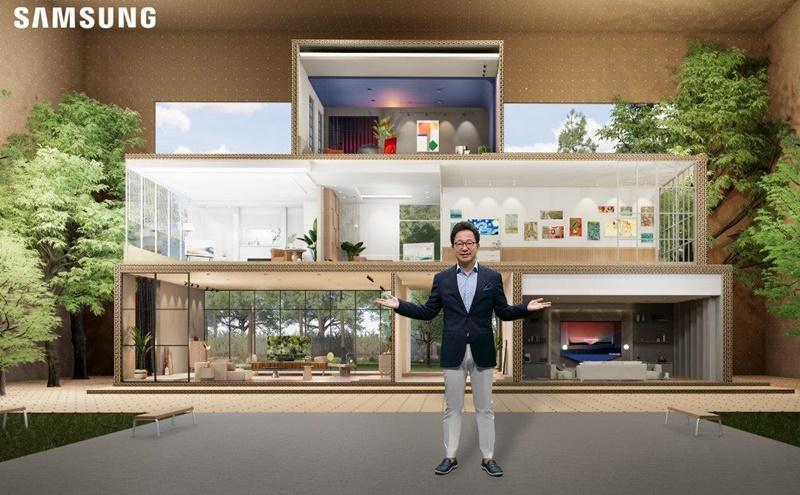 Yoonsoo Kim, President, Samsung Electronics Indonesia