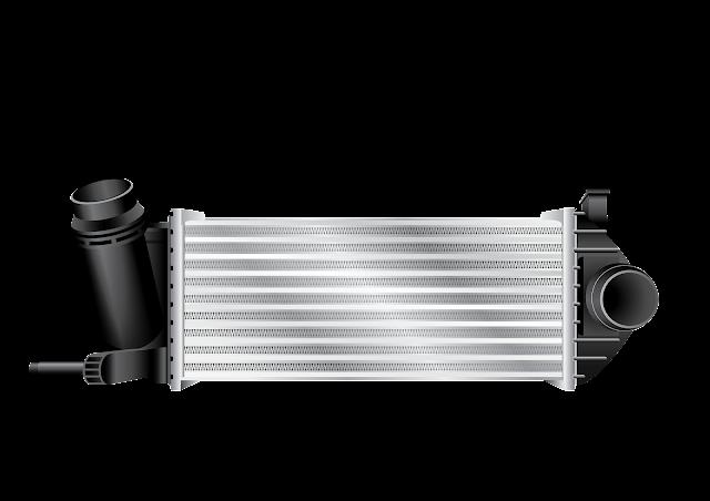 Radiator adalah merupakan alat pendingin pada mesin agar tidak terjadi troble