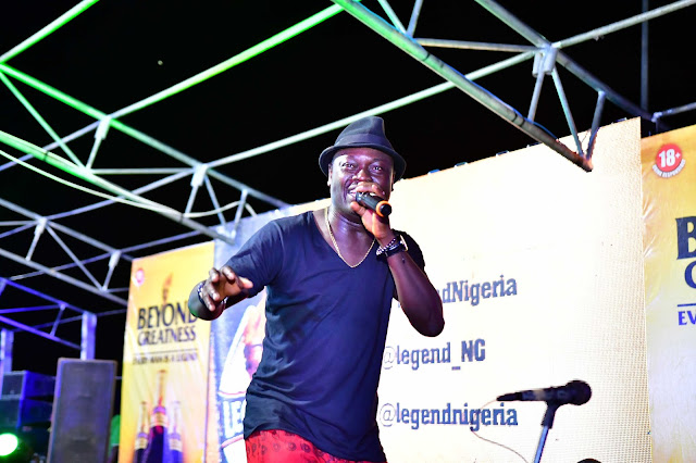 DSC 0735 - Harrysong thrills fans at Legend's Real Deal Experience Concert in Enugu