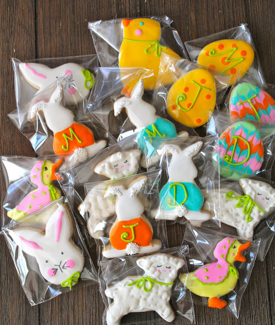 Best Easter Decorated Cookies @www.thecookiecouture.com