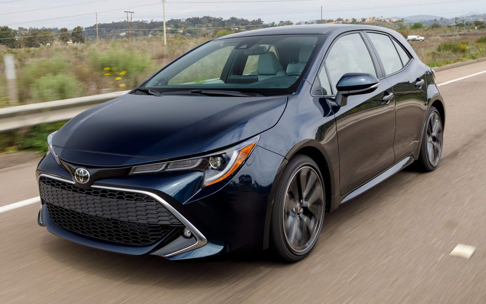 Toyota Corolla 2019 Hatch Chega Mais Esportivo E Seguro Car Blog Br