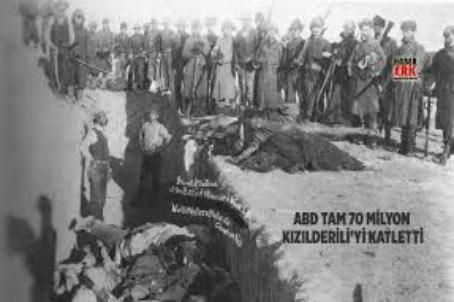 ABD de Zenciler de Kızılderililer de aşağılanırdı