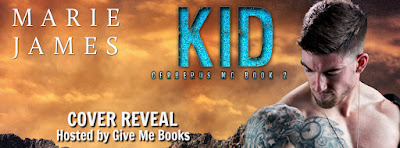 Cover Reveal: Kid by Marie James