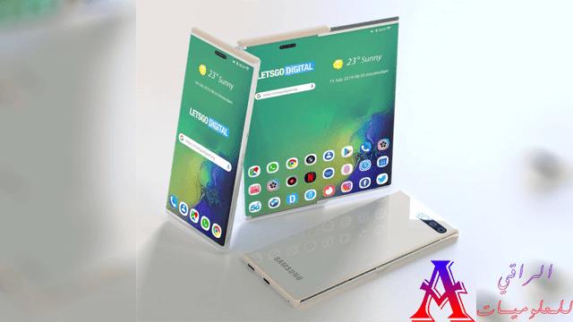 براءة اختراع تظهر الشكل المحتمل لهاتف Galaxy S11 من سامسونج