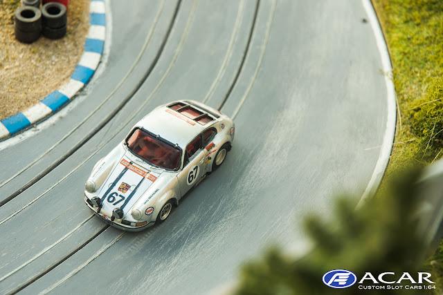 Porsche 911S 24h Le Mans 1970 1970 Jacques Dechaumel #67