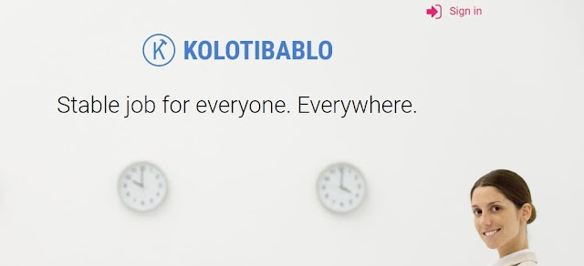 earn money from captcha using kolotibablo